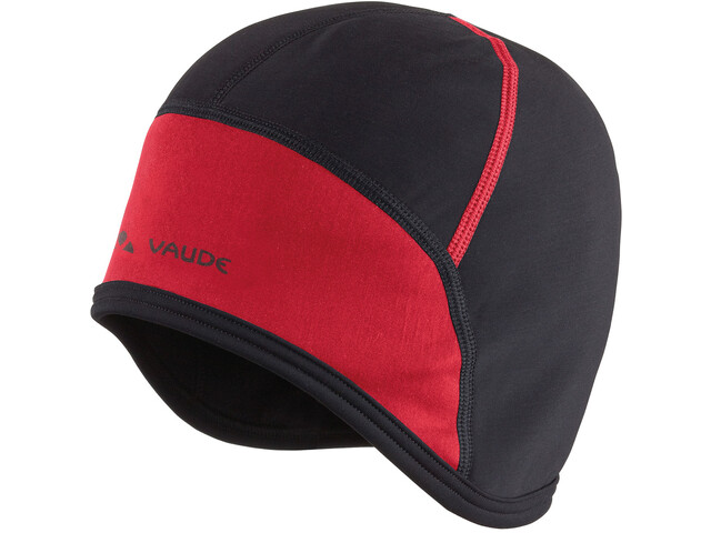 VAUDE Bike Pet, black/red